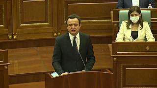 Aprovado novo governo kosovar