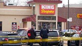 تیراندازی در یک شعبه فروشگاه کینگ سوپر در شهر بولدر