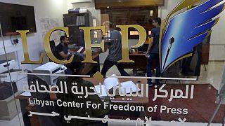 Libye : le combat des médias contre la censure continue