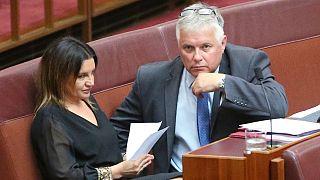 پارلمان استرالیا- تصویر آرشیوی است