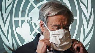 آنتونیو گوترش، دبیر کل سازمان ملل متحد