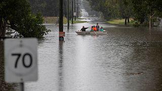 فيضانات - أستراليا