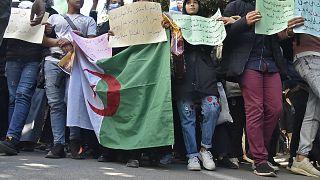 Algérie : les étudiants réclament un changement radical