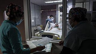Belçika'da bir hastane