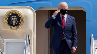 Joe Biden has been invited to meet with the European Council