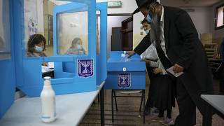 Israel: Netanjahu liegt vorn - Entscheidung durch Jamina-Partei?