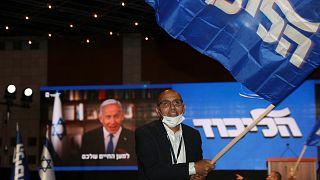 İsrail seçim sonucu
