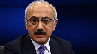 Hazine ve Maliye Bakanı Lutfi Elvan