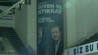 AK Parti 7. Olağan Kongresi Ankara Kapalı Spor Salonu'nda yapılacak