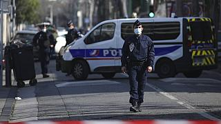 Fransa, polis /Arşiv
