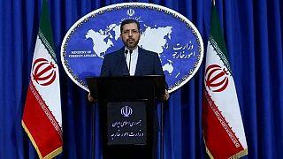 سعید خطیبزاده، سخنگوی وزارت امور خارجه