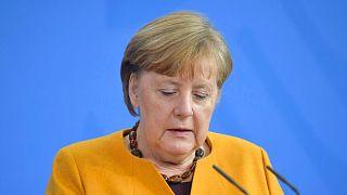 Germany's chancellor Angela Merkel