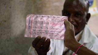 La lutte contre la tuberculose patine