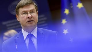 Vice-President Dombrovskis announced the new criteria to assess vaccine exports.