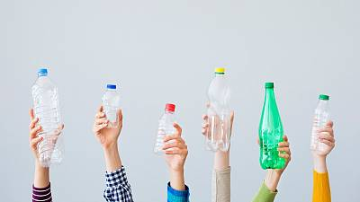 More than three quarters of UK adults actively recycle their plastic waste.