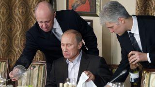 رجل الأعمال الروسي يفغيني بريغوجين