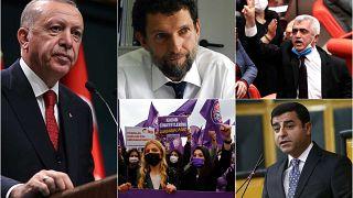 İnsan Hakları İzleme Örgütü (HRW) Başkanı Kenneth Roth,Cumhurbaşkanı Erdoğan'ın 18 yıldır Türkiye'deki insan hakları ve demokratik güvenceleri ihlal ettiğini ifade ediyor.