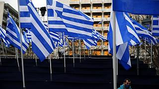 Greece Independence Anniversary