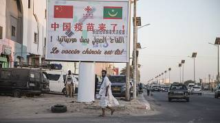 Mauritania receives first Covid-19 vaccines from China