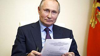 Putin, Rusya'da devlet başkanlığı görevine ilk kez 2000 yılında geldi.