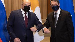 Ο Πρόεδρος της Δημοκρατίας συναντήθηκε με τον Πρωθυπουργό της Ρωσικής Ομοσπονδίας στην Αθήνα