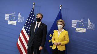 "US-Außenminister nennt EU ""Partner erster Wahl"""