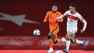 2022 FIFA Dünya Kupası Elemeleri Türkiye-Hollanda maçı