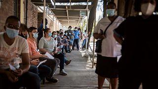 Le continent plus sévèrement touché par la deuxième vague de coronavirus