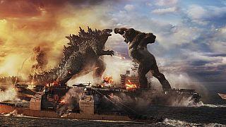 Godzilla vs Kong, le choc des titans