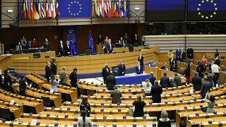 Avrupa'nın Geleceği Konferansı imza töreni (Arşiv)