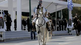 Η στρατιωτική παρέλαση