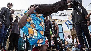 Le breakdance ougandais sur la voie des JO 2024