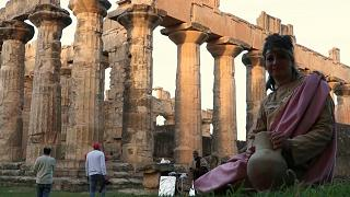 أثار مدينة إغريقية في ليبيا