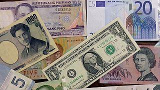 اسکناس ارزهای جهانی