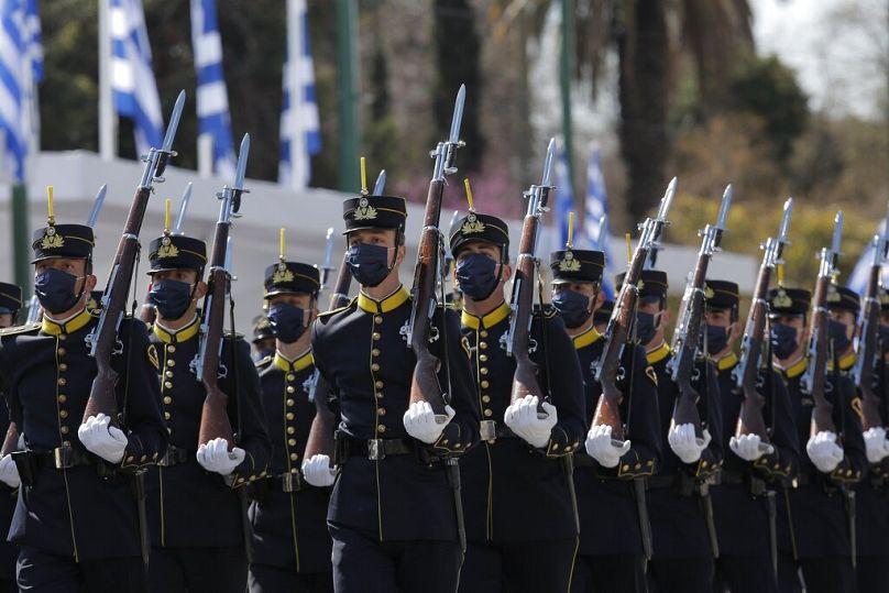 Kostas Tsironis/AP