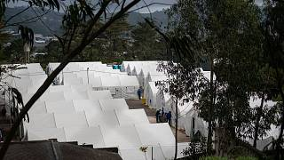اردوگاه پناهجویان در جزایر قناری