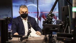 Orbán Viktor interjút ad az állami rádiónak