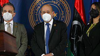 União Europeia ao lado do novo governo da Líbia
