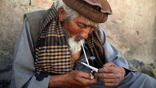 ظاهرة إدمان كبار السن