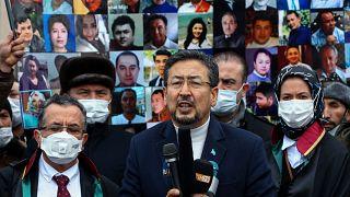 Doğu Türkistan Milli Meclis Başkanı Seyit Tümtürk