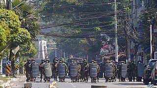 Myanmar Ordusu seçimlere hile karıştırıldığı gerekçesiyle 1 Şubat'tan itibaren ülkedeki yönetimi devraldı.