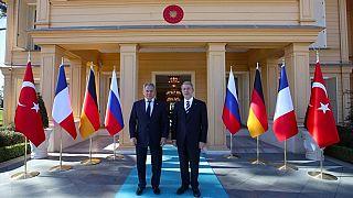 Türk ve Rus Savunma Bakanları Akar ve Şoygu