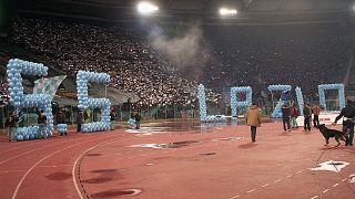 جماهير نادي لاتسيو الإيطالي