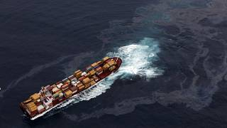 سفينة شحن (أرشيف)