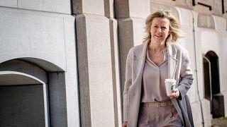 Hollanda İçişleri Bakanı Kajsa Ollongren