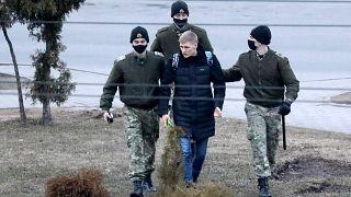 Belarus'ta Özgürlük Günü gösterilerinde 200'den fazla kişi gözaltına alındı