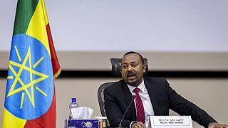 Etiyopya Başbakanı Doktor Abiy Ahmed.