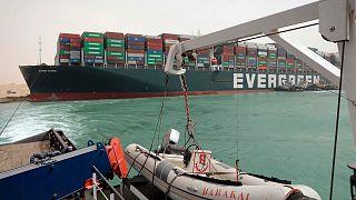 سفينة الحاويات إيفر غرين