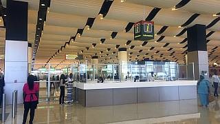 Senegal's Blaise-Diagne Airport was opened in Dakar in 2017