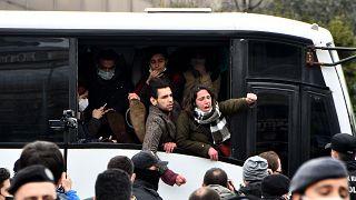 Boğaziçi eylemlerine katılanlar gözaltına alınmıştı